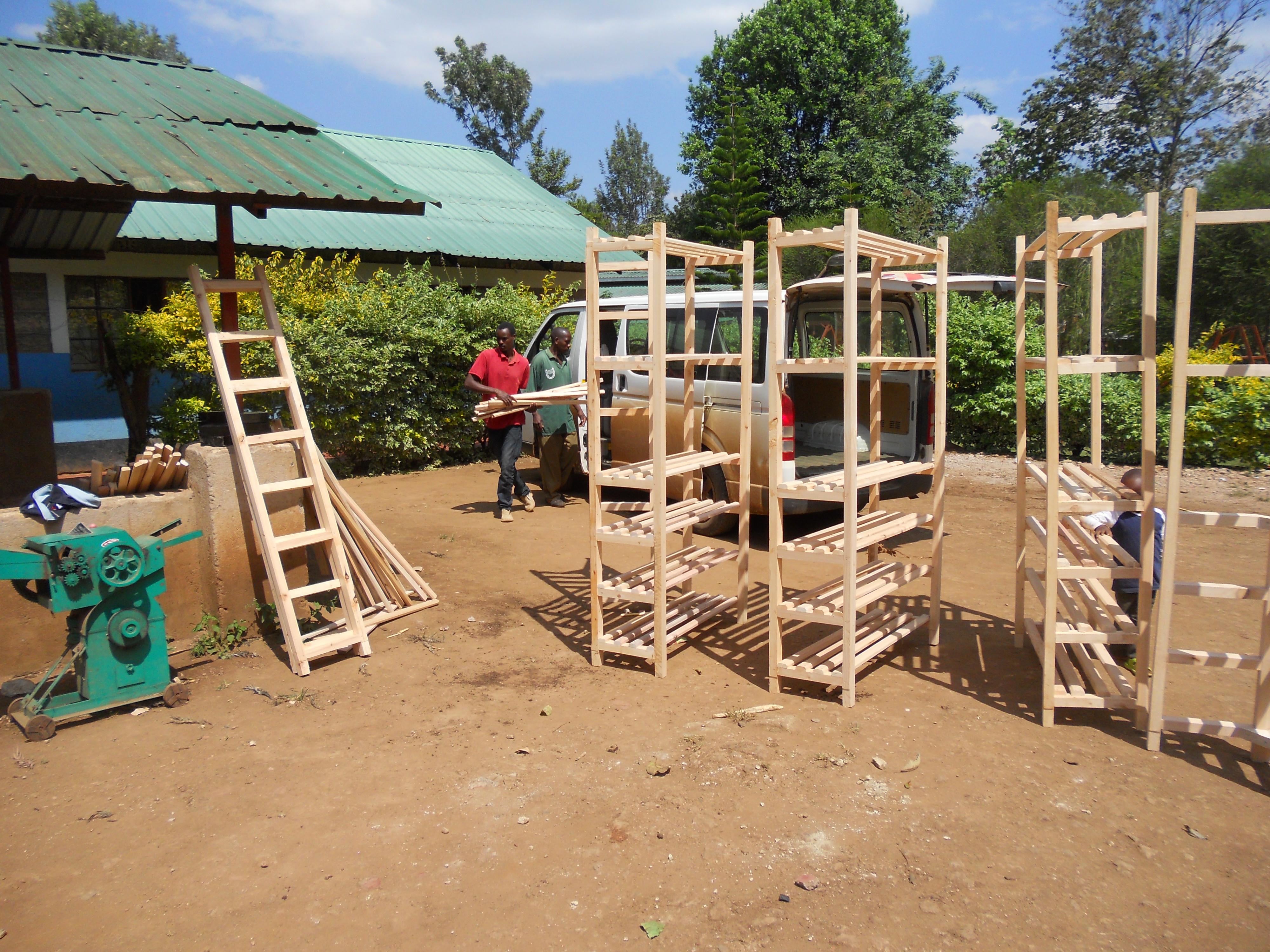 Progetti completati in kenya nel 2015 costruzione di un for Nuove planimetrie di costruzione